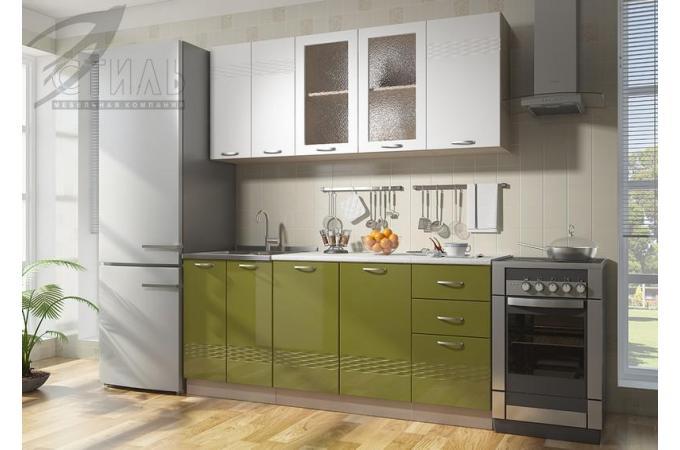 Модульная кухня Виола Нео Фрезеровка Бриз 4