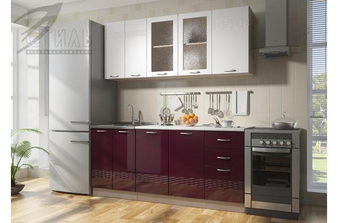 Модульная кухня Виола Нео Фрезеровка Бриз 5