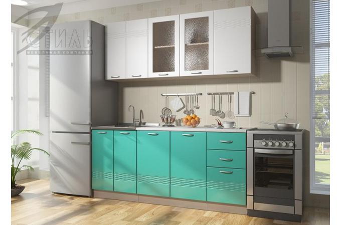 Модульная кухня Виола Нео Фрезеровка Бриз 7