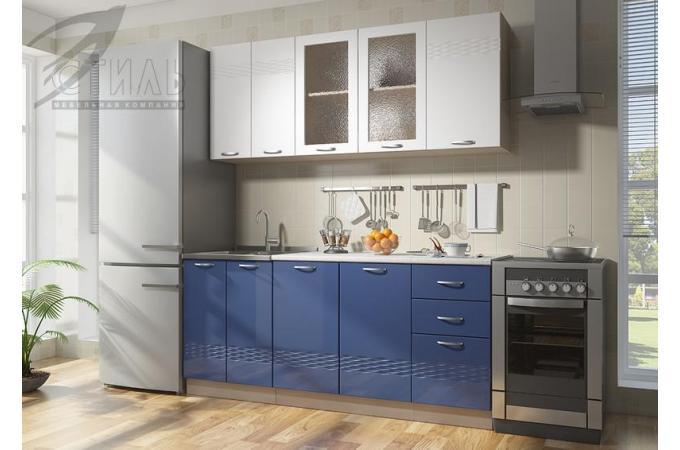 Модульная кухня Виола Нео Фрезеровка Бриз 9