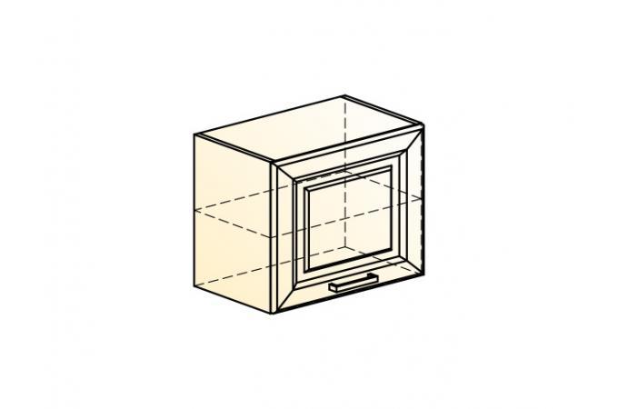 Палермо Шкаф навесной L 500 H 402 (1 дв. гл.)