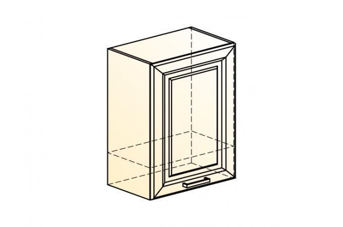 Палермо Шкаф навесной под вытяжку L 500 H 650 (1 дв. гл.)