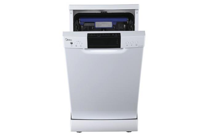 Посудомоечная машина отдельностоящая Midea 45 см MIDEA MFD 45S 500 W фото1