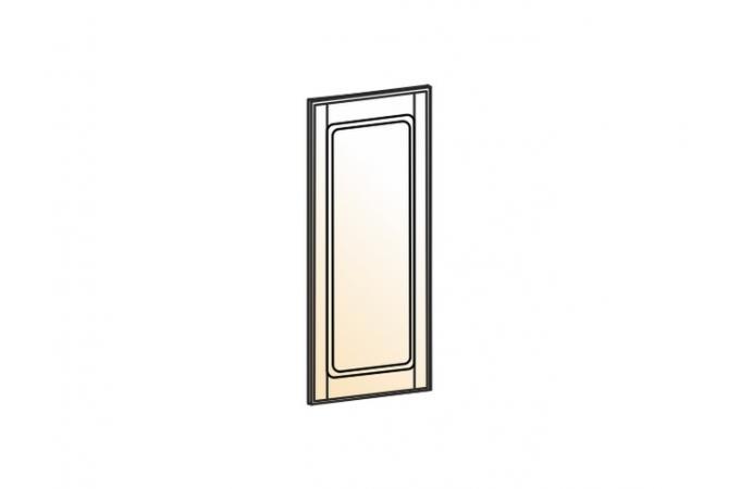 Сильва Дверь (Декор) L 297 Шкаф навесной