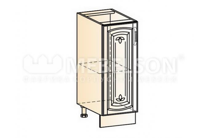Венеция шкаф рабочий L300 (1 дверь глухая)